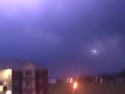 The lightning in Sheperdsville