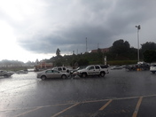 Large storm in Pickens