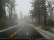 This is on Highway 89 just outside of Camp Richardson near Tahoe.