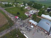 This was Aspinwall Iowa at 8:30 this Morning 7/23/18.