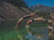 A Refreshing Dip off the Trans Canada Trail