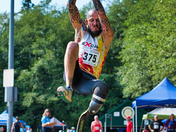 Going High In The Long Jump