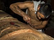 The Totem Carver