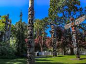 Garden of Totem Poles
