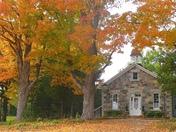 Fall colours of the Bruce Peninsula