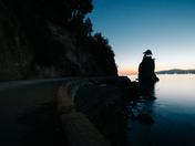Siwash Rock, Vancouver, BC