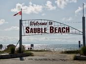 Sauble Beach solitude