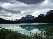 Moody Mountain Views