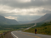 Cycling in Gros Morne National Park
