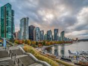 Vancouver's waterfront
