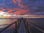 Canada Day Sunrise