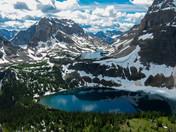 Cascade of Lakes