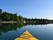 Cottage Paddle