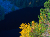 Barron Canyon of Algonquin Provincial Park in the fall