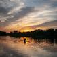 Sunset Solo Kayak