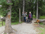 A Surprise Meeting