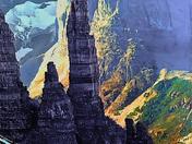 Sentinel Pass, Alberta