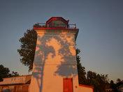 Sunset on the Lighthouse