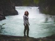 Overlander Falls and Her