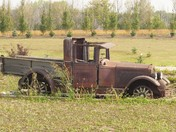 1920's Ford Pickup