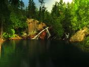Paradise Lagoon Temagami Ontario