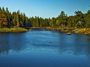 Magaguadavic River, New Brunswick