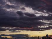 Walterdale at Sunset