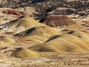 John Day Fossil Bed National Monument