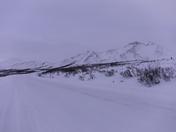 Tombstone in the Yukon Tundra