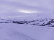 Tombstone Range Viewpoint Tundra