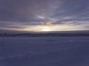 Eagle Plains in the Yukon