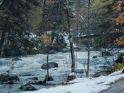 Cold River Hues