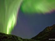 Aurora Eruption