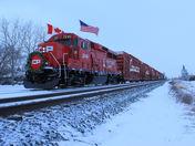 CP Rail Holiday Train 2018