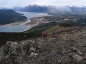 Hiking Nares Mountain