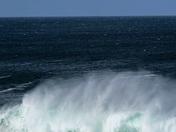 Wind, water, sky