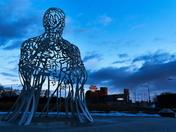 New landmark in Montreal.