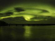 The Northern Lights Mother Ship