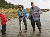 Salmon Fishing in the Estuary