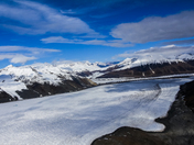 Glacier of Kluane National Park