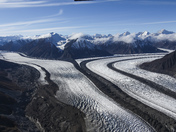Kluane National Park Glacier