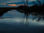 Saskatchewan Blue Hour