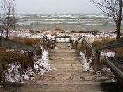 Angry Lake Huron