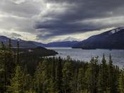 Muncho Lake, British Columbia