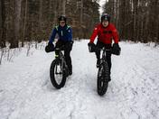 Winter Biking