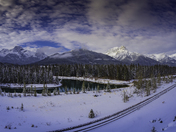 Bow Valley Panorama