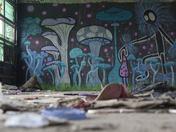 Graffiti at Camp 30