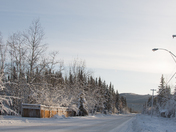 Travelling on Klondike Highway