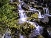 O'Shaughnessy Falls Kananaskis