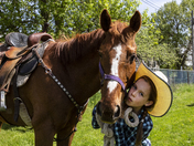 Gotta Love My Horse!